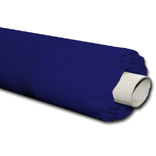 baumwollstoff f r zaun doppelhalter 130cm breit dunkelbl. Black Bedroom Furniture Sets. Home Design Ideas