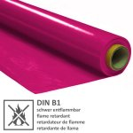 B1 - Deluxe Lackfolie 180my Pink I 1,30x30m