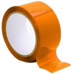 PP-Klebeband Orange 50mm x 66m
