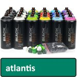 Spraydose Atlantis (6420) 400 ml