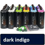 Spraydose Dark Indigo (5092) 400 ml
