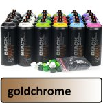 Spraydose Goldchrome (Gold) 400 ml