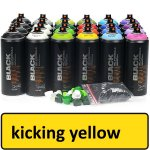 Spraydose Kicking Yellow (1025) 400 ml