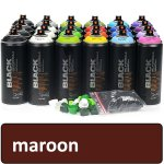 Spraydose Maroon (1080) 400 ml