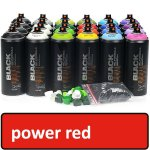 Spraydose Power Red (P3000) 400 ml