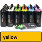 Spraydose Yellow (1030) 400 ml